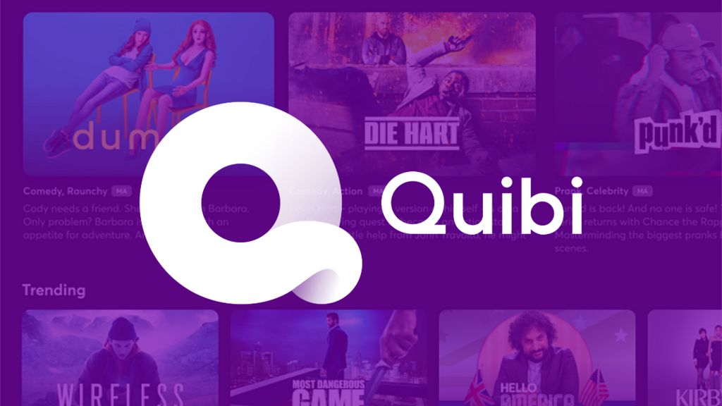 Short-form video app Quibi is shutting down after just six months