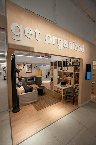 Ikea debuts new small store format
