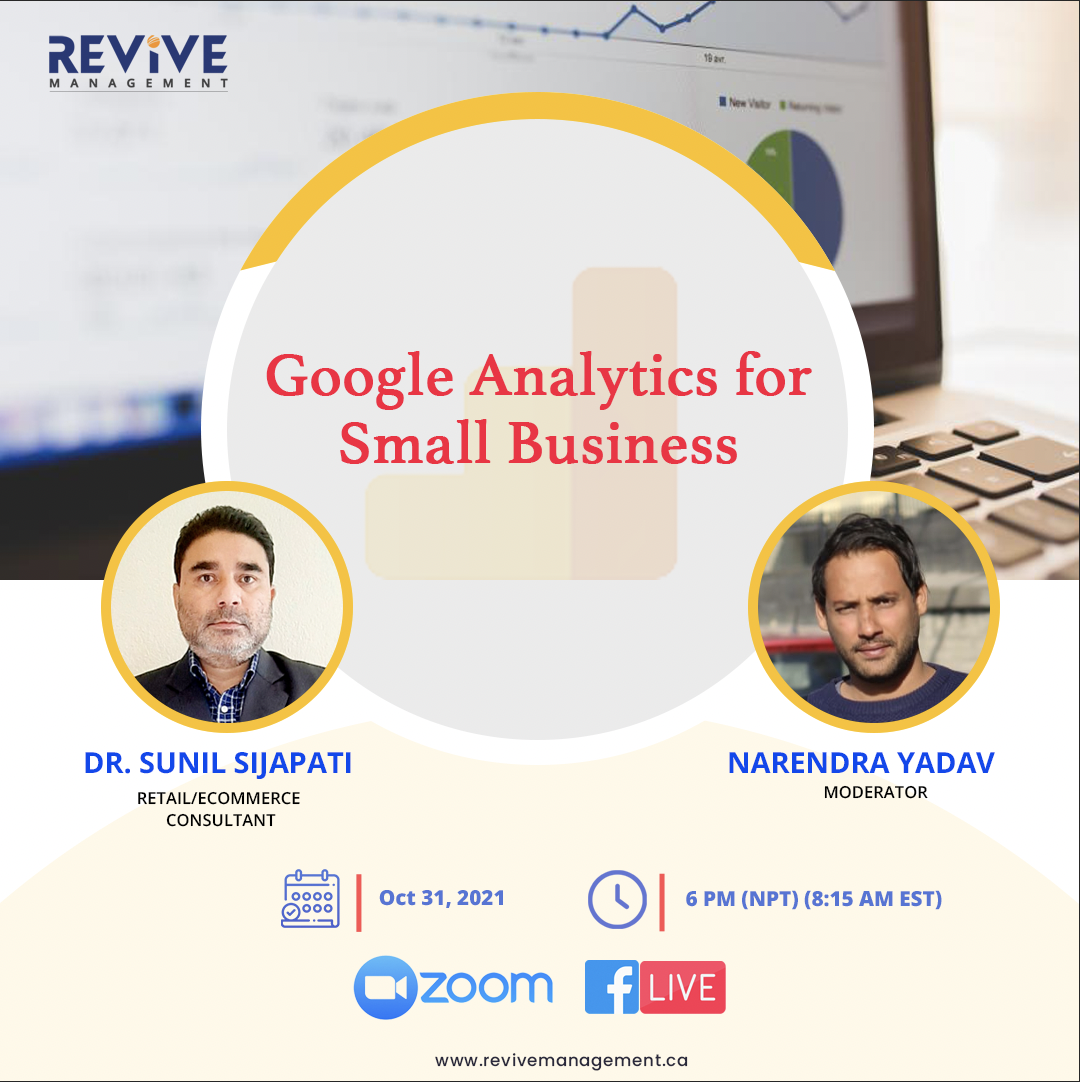Google Analytics For Small Business